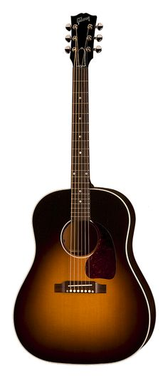 Gibson J-45 Acoustic. Awesome. the guitar that goes boom!