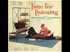 """Richard Hayman """"Time For Listening"""" 1956 Harmonica EZ Mood FULL ALBUM"""