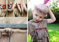 itty luxe: Little Indian