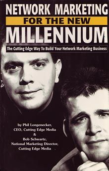 Network Marketing for the New Millenium strategy for a successful home business.