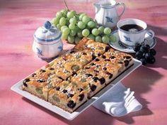 Weintrauben-Quark-Wähe ist ein Rezept mit frischen Zutaten aus der Kategorie Kuchen. Probieren Sie dieses und weitere Rezepte von EAT SMARTER!