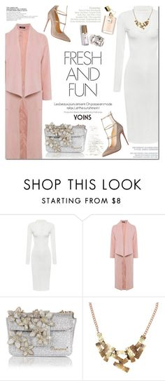 """""""Fresh and fun - Yoins"""" by purpleagony on Polyvore featuring Dsquared2"""