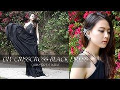 ▶ DIY Crisscross Dress (Ft.Shoplately) - YouTube