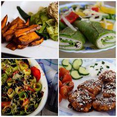 14 x vecera Pasta Salad, Quinoa, Meals, Ethnic Recipes, Fitness, Diet, Crab Pasta Salad, Meal, Yemek