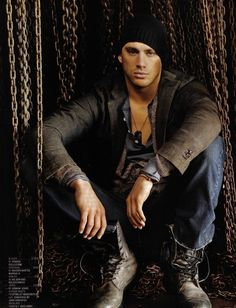 Ok, I know he's not country, but he is so hot!
