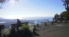 north brother mountain overlooking camden haven nsw