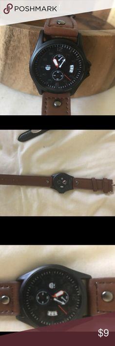 Mans watch New never worn men's sports watch Accessories Watches