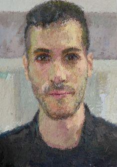 Yisrael Dror Hemed, Untitled, 2015, Oil on canvas, 70x50 cm
