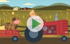 Old McDonald Video (via Super Simple Learning)