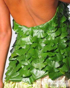 Contest 'Flower Dress' in Ekaterinburg (Russia), 27/09/2012 | FLOWERCAST.COM | All about flower design, floristics.