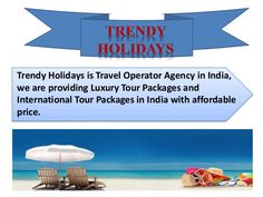 Book #Tour Packages today