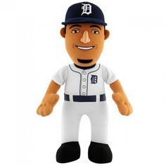 "MLB Player 10"" Doll Tigers Miguel Cabrera"