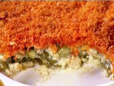 Neely's Asparagus Casserole Recipe : Patrick and Gina Neely : Food Network