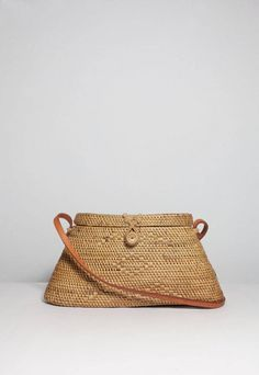 Best of Etsy: Rattan Basket Bags