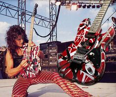 Eddie Van Halen turns 62 today so we thought it would be a great time to look back at the Guitar God& prolific career to find his 6 best guitar solos. Eddie Van Halen, Alex Van Halen, Guitar Rig, Guitar Solo, Cool Guitar, Guitar Players, Famous Guitars, Signature Guitar, Guitar Photography