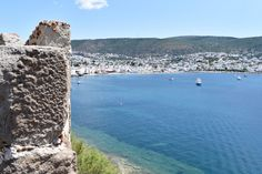 A Lovely Planet - View from Castle #bodrum