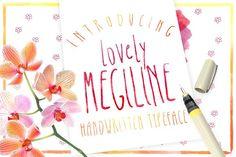 Megiline Typeface by LeoSupply.co on @creativemarket