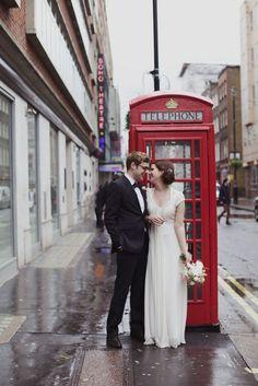 Rainy London Wedding, Lisa Devlin, http://devlinphotos.co.uk