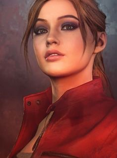 Resident Evil 2 Ps1, Resident Evil Anime, Resident Evil 3 Remake, The Last Of Us2, Evil World, Jill Valentine, Female Reference, Gaming Wallpapers, Comics Girls