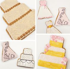 You will need: Basic shortbrea Cookie Wedding Favors, Edible Wedding Favors, Cookie Favors, Giveaways, Cake Ideas, Icing, Floral, Flowers