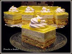 Podczas robienia tego ciasta przeniosłam się już do okresu wiosny... ten cudnie pachnący, lekki wypiek zrobił niezłą furorę wśród mojej ...