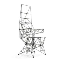 Pylon Chair by Tom Dixon, ca. 1990s