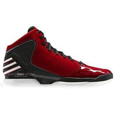 #Adidas #sports Adidas men's shoes, Adidas Basketball Shoes Adidas Rose 773 Cheap Adidas Adizero Rose 773 Men's Sneakers Red Black White 69.99