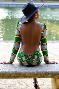 African fashion – fabrics, patterns and styles to discover - Mode et Beaute African Inspired Fashion, African Print Fashion, Africa Fashion, Fashion Prints, African Prints, African Wear, African Attire, African Women, African Dress