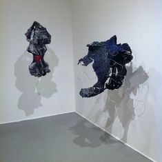 """Stitch and Tickle: """"Process Goes Public"""" and the beginning of a new body of work"""