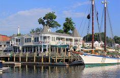 Grand Harbor Inn in Camden, Maine   B&B Rental