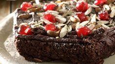 Oppskrift på Lettvint sjokoladekake