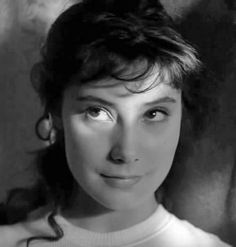 Tatiana Samoilova (Russian: Татья́на Само́йлова) (4 May 1934 – 4 May 2014) was a Soviet and Russian film actress who starred in The Cranes Are Flying (1957), The Unsent Letter (1959) and Anna Karenina (1967)