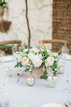 Photography: Koman Photography - komanphotography.com/ Venue: The Villa San Juan Capistrano - thevillasjc.com Floral Design: Sweet Marie Designs - sweetmariedesigns.com/ Read More on SMP: http://stylemepretty.com/vault/gallery/58696