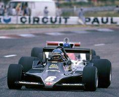 Ronnie Peterson (Lotus) & Patrick Tambay (McLaren), Le Castellet, 1978