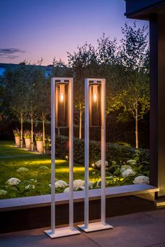 There are three main reasons to choose Royal Botania: quality, harmony and design. With the range of lighting options from Royal Botania, you can make your stat Outdoor Floor Lamps, Outdoor Garden Lighting, Modern Floor Lamps, Outdoor Flooring, Cool Lighting, Lighting Design, Lighting Ideas, Royal Botania, Black Floor Lamp