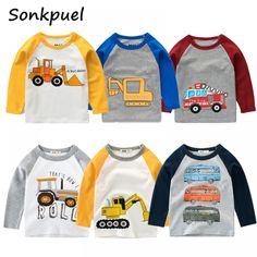 Cartoon Outfits, Latest T Shirt, Baby Prints, Boys T Shirts, Boy Outfits, Long Sleeve Shirts, Sweatshirts, Tops, Kids Boys