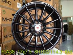 FLA38 17'' MHD Collection Wheels