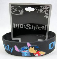 Disney Lilo and Stitch Ohana Means Family Rubber Bracelet NEW Lilo And Stitch Ohana, Ohana Means Family, Rubber Bracelets, Christmas 2014, Funny Things, Jewlery, Childhood, Cute Outfits, Phone Cases