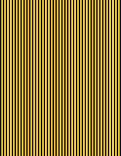 Montando a minha festa Imagens: Papéis amarelo e preto