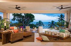 Cùng ngắm biệt thự ven biển ở Mecico với thiết kế sang trọng
