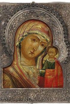 Russian Icon: