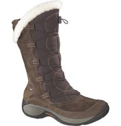 Merrell Encore Apex Women's Winter Boots (9 M in Coffee/Brown) #Glimpse_by_TheFind