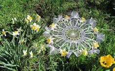 Ravelry: ElisaM's Daffodil Doily