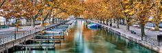 Le Canal du Vassé à Annecy France ©Laurent Egli Laurent, Annecy France, Fine Art, Gallery, Pictures, Image, Photos, Photo Illustration, Visual Arts
