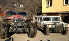 Ghe-O Predatory vs Hummer