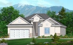 Ashland - Traditional style house plan - Walker Home Design