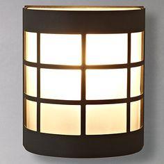Buy John Lewis Classic Canterbury Wall Light Online at johnlewis.com