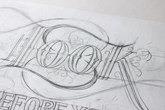 Amazing Hand Lettering by Ged Palmer | Abduzeedo Design Inspiration