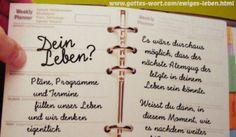 Ewiges Leben - du musst dich selbst entscheiden in welche Richtung du gehen möchtest. http://www.gottes-wort.com/ewiges-leben.html