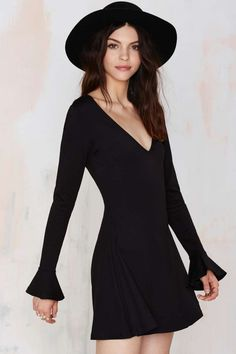 Nasty Gal Paradise City Knit Dress is a piece of paradise in dress form.